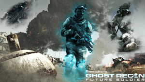 Ghost Recon: FS Wallpaper by jaz350z