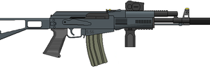 -O-Rifle- MK3 (NationStates) by Tevo77777