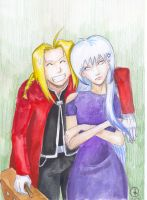 Ed and Orion by IPPO-Lita