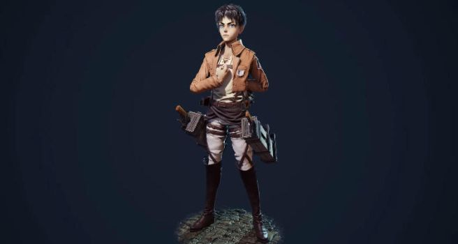 Making of  Boy Character Model with Zbrush by avcgi360