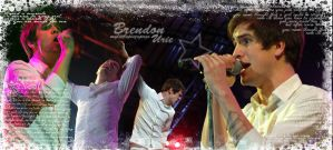 Brendon Urie by eea-girl