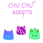 ChuChu Adopt NB4 + Custom chu for Hugatree4me by MintyMist1st