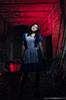 Alice Madness 01 by dizzymonogatari