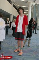 Me As Mugen by VashTheStampegg