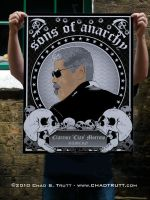 Sons of Anarchy - Clay Morrow by chadtrutt