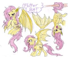 Flutterbat by DragonGoddess1