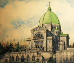 St. Joseph's Oratory by Tales-of-Torment