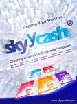 Skyycash Brochure Poster Option 02 J by jestonischumacher