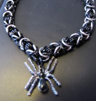 Spider Chain by CharmingChains