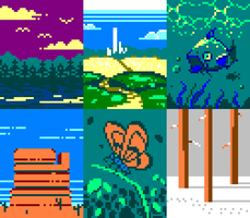 Pixle Art Compilation by TheCongressman1