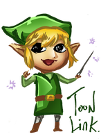 Toon Link Colors by Ziggyfin