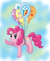 Cutie Mark balloons?! HECK YES! by LegiterateCRASH