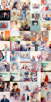 70 merlin icons by daydream-x