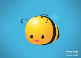Buzzy Bee by chisa