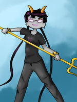 Meenah for Fraudulentmagics by ForeverMuffin