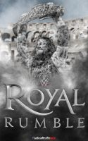 WWE Royal Rumble 2016 2nd poster by ABatista93 by AhmedBatista1993