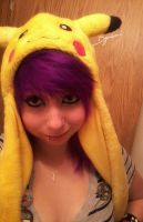 Pika-Boo! by wolfgirl365