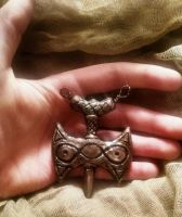 Amulet of Talos by SmileyVamp