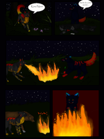 The path of Fire - Site 4 by Pantherklaue