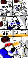 Sickly Sans 2 (Undertale) by YaoiLover113