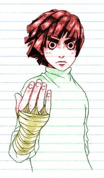 Rock Lee by osy057