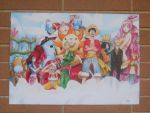 One Piece - Save the princess by multieleonora96