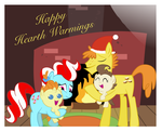 Seasons Greeting Card by thecoltalition