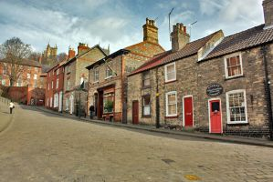 Steep Hill Lincoln by neon-sunrise