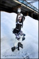 cybergoth girl by mysteria-violent