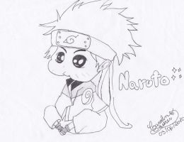 naruto by cahrolzit