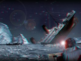 A Night To Remember 3-D conversion by MVRamsey