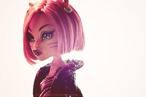 Monster High- Toralei V by ShiVoodoo