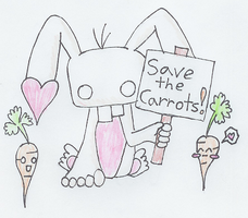 Save the Carrots by Bunnygirl2190