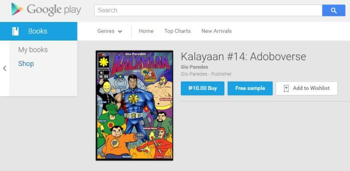 Kalayaan 14  on GooglePlay by gioparedes