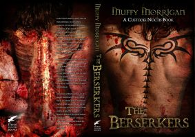Book Cover - The Berserkers (early draft 2) by Georgina-Gibson