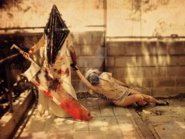 Silent Hill Cosplay 2 by MadnessCat