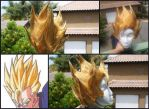 Gohan from DBZ Wig Commision by TemaTime