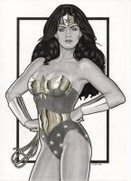 Wonder Woman (Redux) by Promethean-Arts