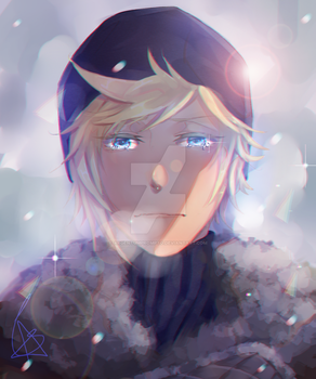 Frostbite by argentumprompto