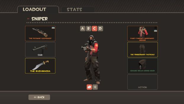 Tf2 Loadout by inda26