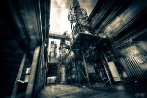 Industrial Homeland by OfFiCiAlCrItIcAlMaSs