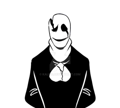 ECHO Gaster by KaleiC