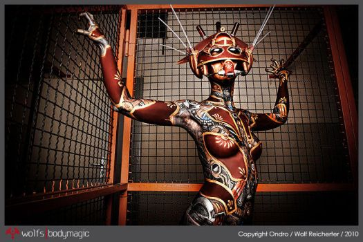 Steampunk Clank 01 by WolfsBodymagic