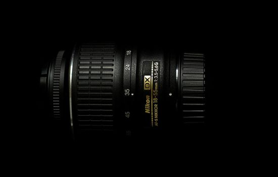 Nikkor 18-55 by emeal