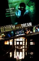 Requiem for a Dream DVDCover by LephistoDesign