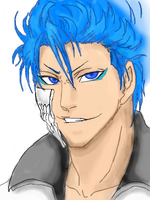 Grimmjow by I-HeLL