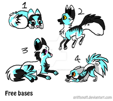 Fox Adopts 9 CLOSED by Howler-Adoptables