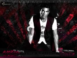AMRDIAB - Magician OF Hearts - by madexdesigns