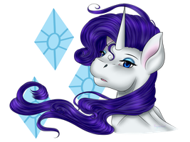 Rarity by Crazyaniknowit
