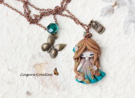 elfa necklace by zingaracreativa